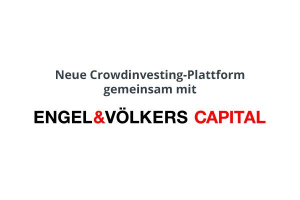 Engel & Völkers Capital AG und kapilendo AG starten neue Crowdinvesting-Plattform